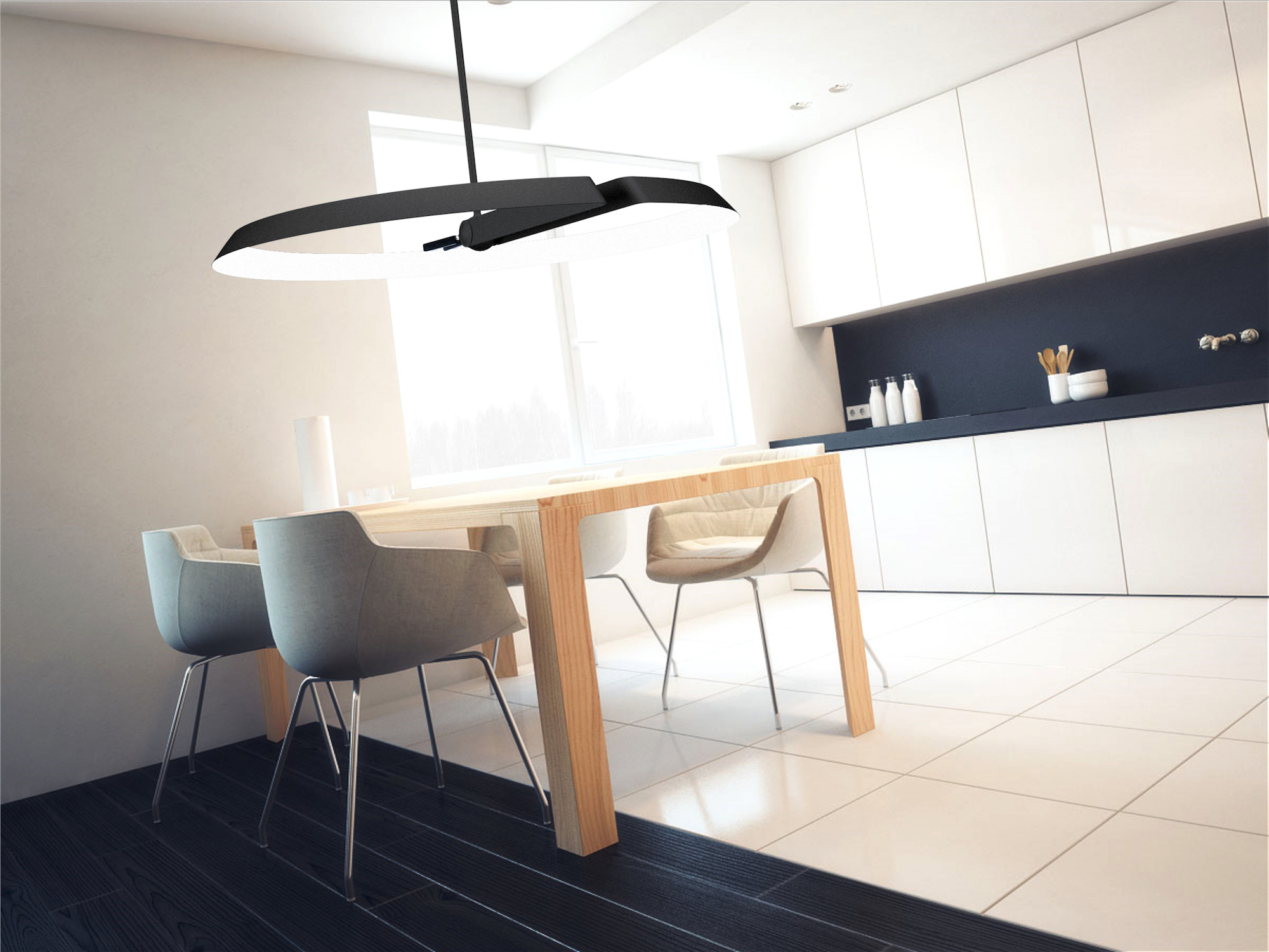 Render Scene Lamp 01 ENV 3
