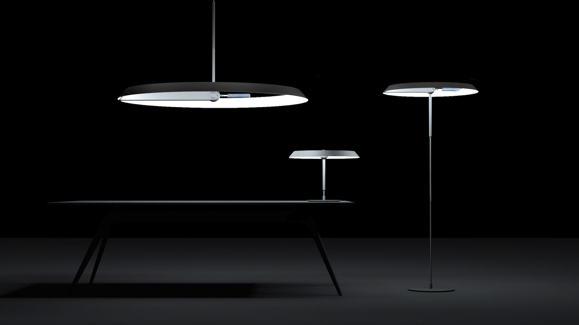 Render Scene Lamp 17